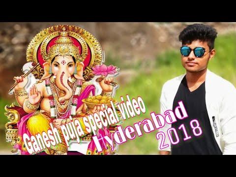 Ganesh Puja Special Video || BLOG ||2018 || Hyderabad Andraprodesh