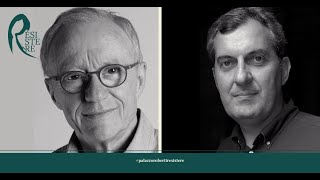 David Grossman e Mario Calabresi. Il dialogo necessario - Resistere 2021