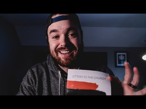 Letters to the CHURCH - Francis Chan (book review)