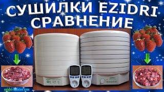 Ezidri Snackmaker FD500 & Ultra FD1000