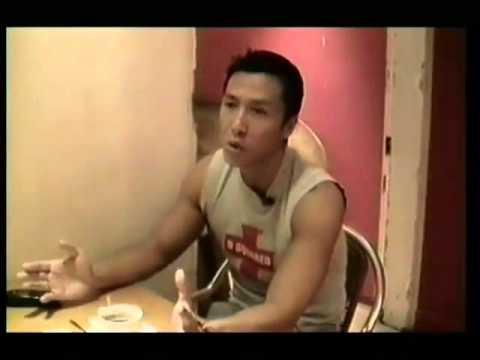 Donnie Yen Interview part 5 (Engl.)