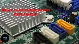 What Is Motherboard? Explained In Hindi | Tech Rest