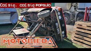 Morze rdzy i szpachli, czyli przygotowania 125p do remontu - polski Polski Fiat 3 - MotoBieda