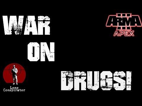 Arma 3 War on Drugs Columbia Jungle