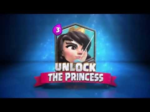 Clash Royale: Princess Got It