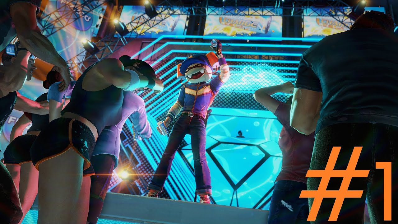 sunset overdrive walkthrough part - photo #21