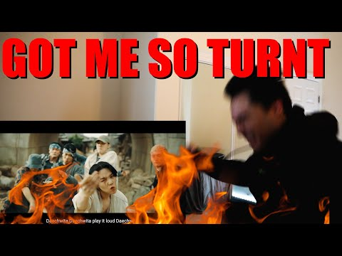 Agust D '대취타' MV | MOST TURNT I'VE BEEN! | REACTION
