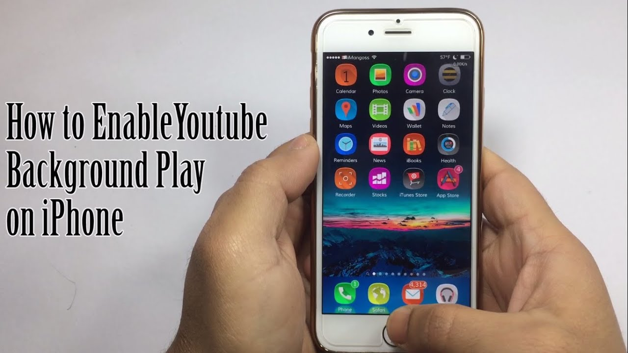 How to Play YouTube in Background On iPhone (Step by Step)