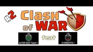 WAR feat Devil's Reject (Z-KNIGHTS)   12.12.2017   Clash of Clans ITA