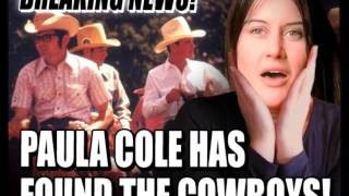 PAULA COLE Where Have All The Cowboys Gone 1987 HQ