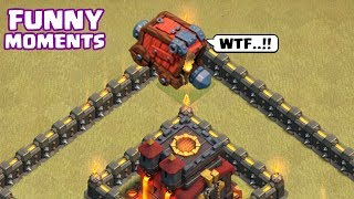 Clash of Clans Funny Moments Montage | COC Glitches, Fails, Wins, and Troll Compilation #33