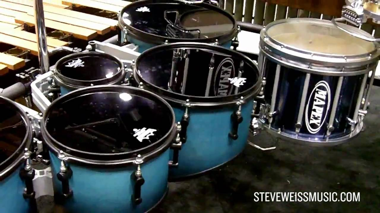 mapex marching drums at pasic 2010 youtube. Black Bedroom Furniture Sets. Home Design Ideas