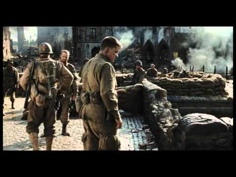 Avenged Sevenfold-MIA music video ( Saving Private Ryan )