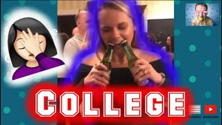College Fails Funny Videos Of Wild College Students Party Fails Funniest University Fail