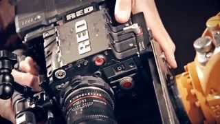 Behind the scenes: Kuka high speed robotic from Big Bag Films