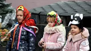 Рятувальники привітали дітлахів підшефного садочку з Різдвом