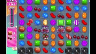Candy Crush Saga - Level 1210 No boosters - 2 Stars✰✰
