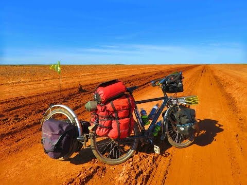 Bicycle Touring (Australian Outback)