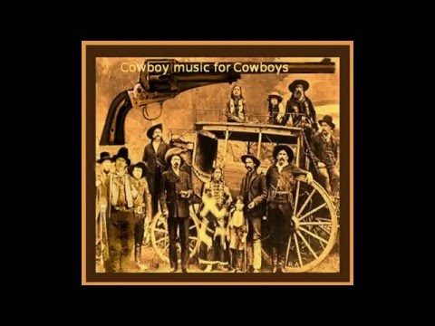 Cowboy music for cowboys