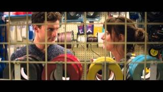 Fifty Shades Of Grey | Film Clip | Christian Surprises Ana At Hardware Store [HD]