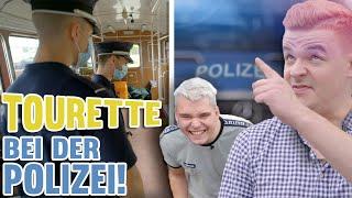 Tourette bei der Polizei (2)