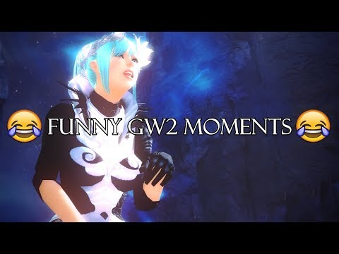 Most Toxic GW2 Guild Ever! (Funny Moments)