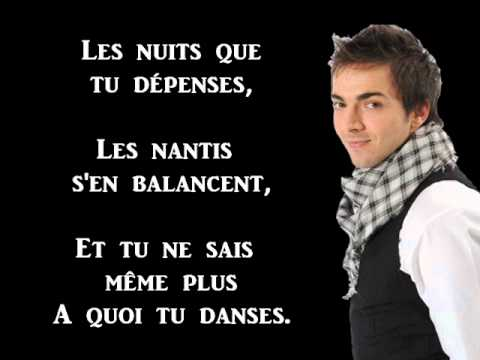 A quoi tu danses ? - Paroles