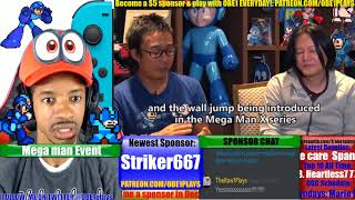 Mega Man X Collection Announced For Nintendo Switch Live Reaction