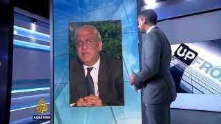 UpFront - Headliner: Palestinian chief negotiator Saeb Erekat