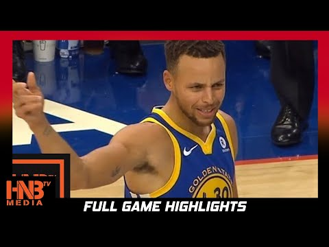 Stephen Curry (35 pts, 5 ast) Full Highlights vs Sixers / Week 5 / Warriors vs 76ers