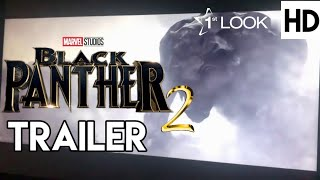 Black Panther 2 First Look Teaser  Return of the King from Marvel Comic Con (Fan Made)
