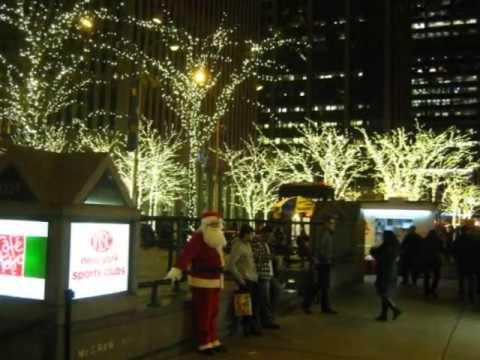 Merry New York Christmas