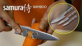 кулинарные лайфхаки с ножами Samura Bamboo SBA-0220
