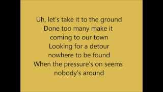 Kid Ink - Hell & Back (Lyrics on screen) (Up & Away)
