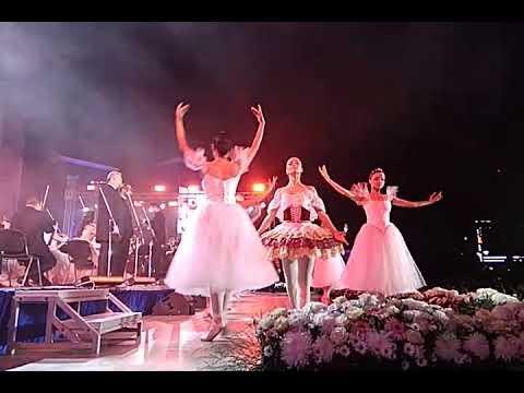 "' Belle"". Open Air ""Краски ночи"". Ташкент, 2019"