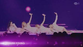 BLACKPINK - FOREVER YOUNG (Live) Osaka HD 블랙핑크