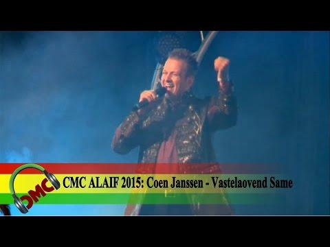 CMC ALAIF 2015: Coen Janssen - Vastelaovend Same