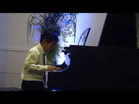 amazing grace - piano solo