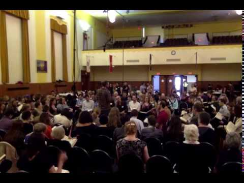 2018 Western Massachusetts Sacred Harp Convention-