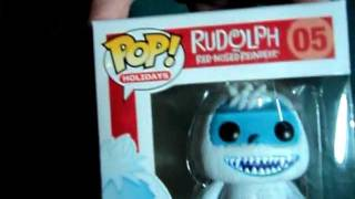 Bumble = Rudolph Island of Misfit Toys POP Funko figure review