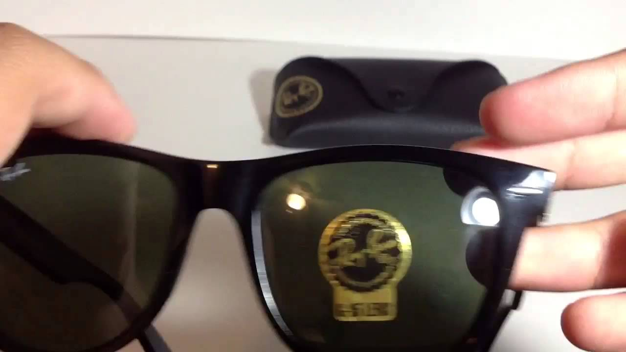 ray ban aviator polarized vs non polarized