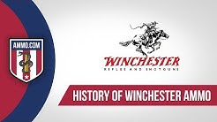 Winchester Ammo - History