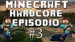 Minecraft Hardcore: Ep.3 Sembrando Trigo