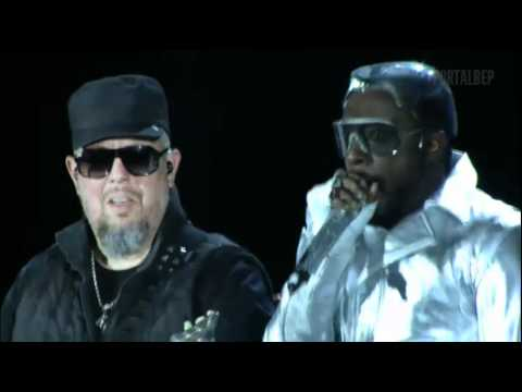 Black Eyed Peas - Pump It @ Live Concert 4 NYC