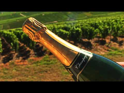 French Champagne Region