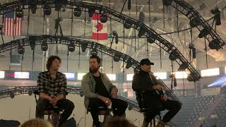 for KING & COUNTRY The Little Drummer Boy Tour // VIP Q&A Estero, FL