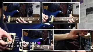 Agust D - Burn It  Feat. Max   Guitar Cover