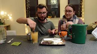 Part 2 2018 British MRE Review Meal Ready to Eat Taste Testing Spaghetti hoops and meatballs