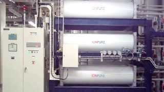 World Class Ionpure CEDI Product for High Purity Applications