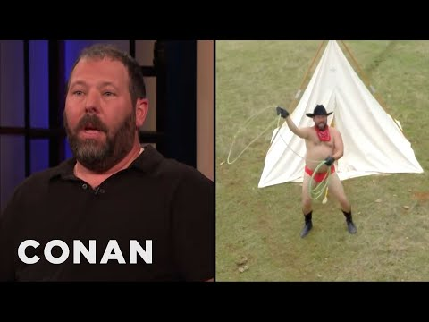 The Man Cave - Bert Kreischer Wants To Be The Face Of Speedo